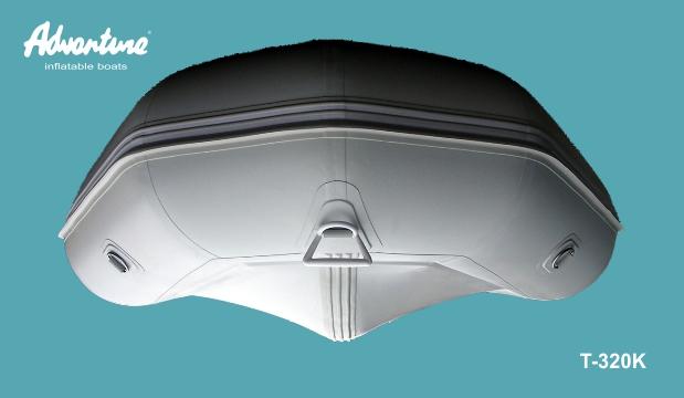 Skládací člun s nafukovacím kýlem je naprostá klasika. Oblíbenost nafukovacích člunů s kýlem je dána jejich univerzálností, jelikož si poradí prakticky na každé vodě.