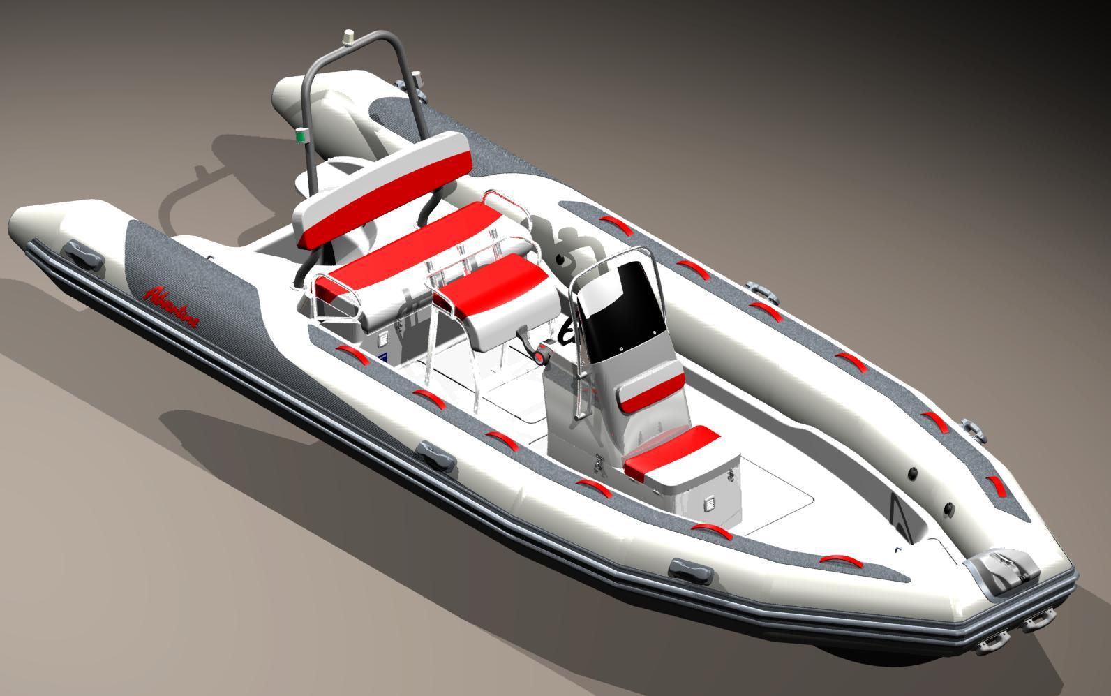 Je libo speciální francouzskou edici člunu Adventure V-650? Zeptejte se nás!