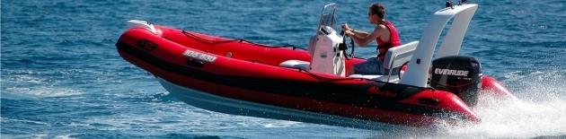 Jak si svépomocí opravit nafukovací motorový člun