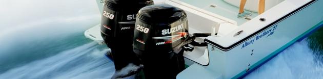 Příslušenství pro lodní motory Suzuki