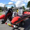 Motorový člun RIB's Adventure V-550 Luxury | set