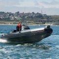 Nafukovací motorový člun Adventure V-550 Super Lux