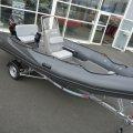 Nafukovací motorový člun RIB's Adventure V-550