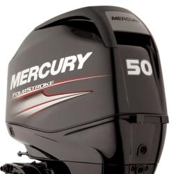 Lodní motor Mercury F50 ELPT EFI | Závěsný 4-taktní motor s dálkovým řízením