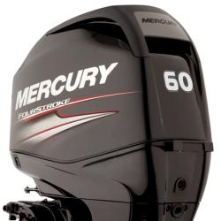 Čtyř taktní lodní motor Mercury F60 ELPT EFI