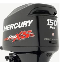 Lodní motor Mercury 150 OptiMax Pro XS | Závěsný 2-takt s přímým vstřikováním a odděleným mazáním