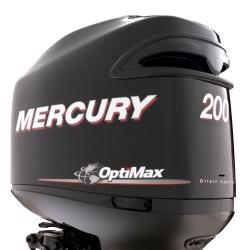 Závěsné lodní motory Mercury OptiMax 200 s přímým vstřikováním