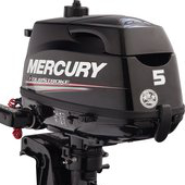 Lodní motor Mercury FourStrokes F4