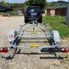 Lodní přívěs MOTORBOAT LP-550 nebrzděný do 750 kg