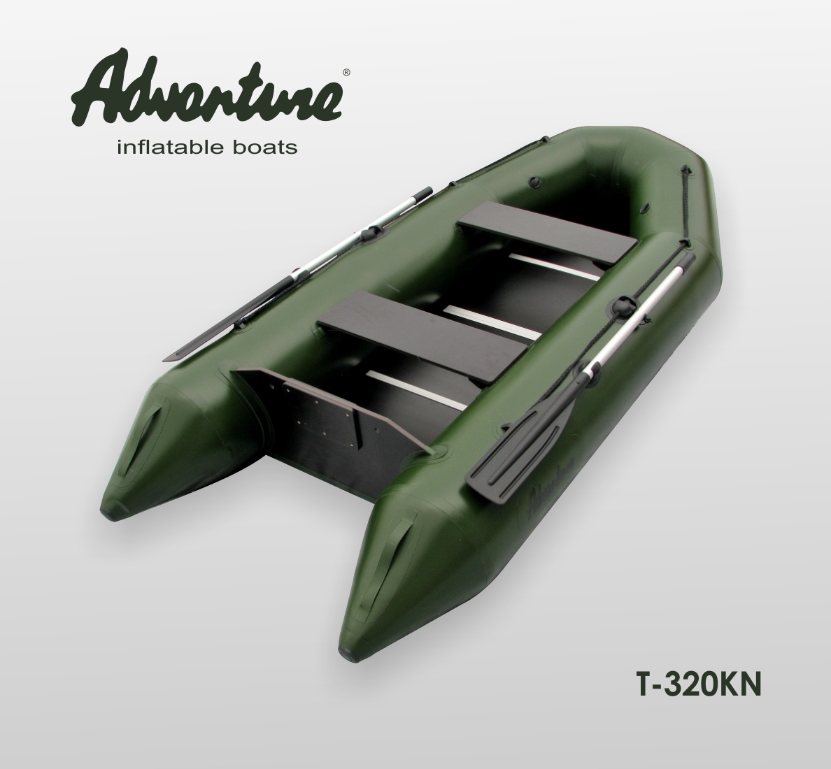 Nafukovací člun Adventure T-320KN