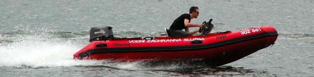 Profesionální čluny Adventure