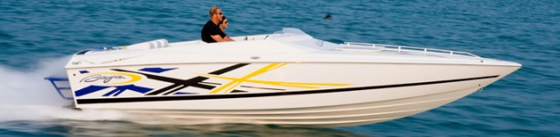 Motorové čluny Baja Outlaw