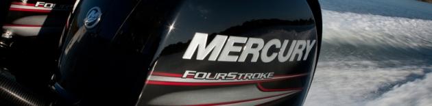 Mercury FourStrokes | 4-taktní lodní motory