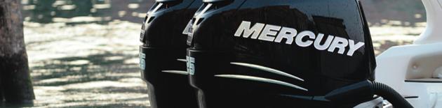 Lodní motory Mercury