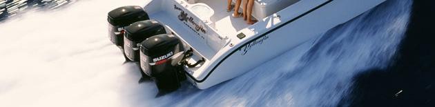 Lodní motory Suzuki