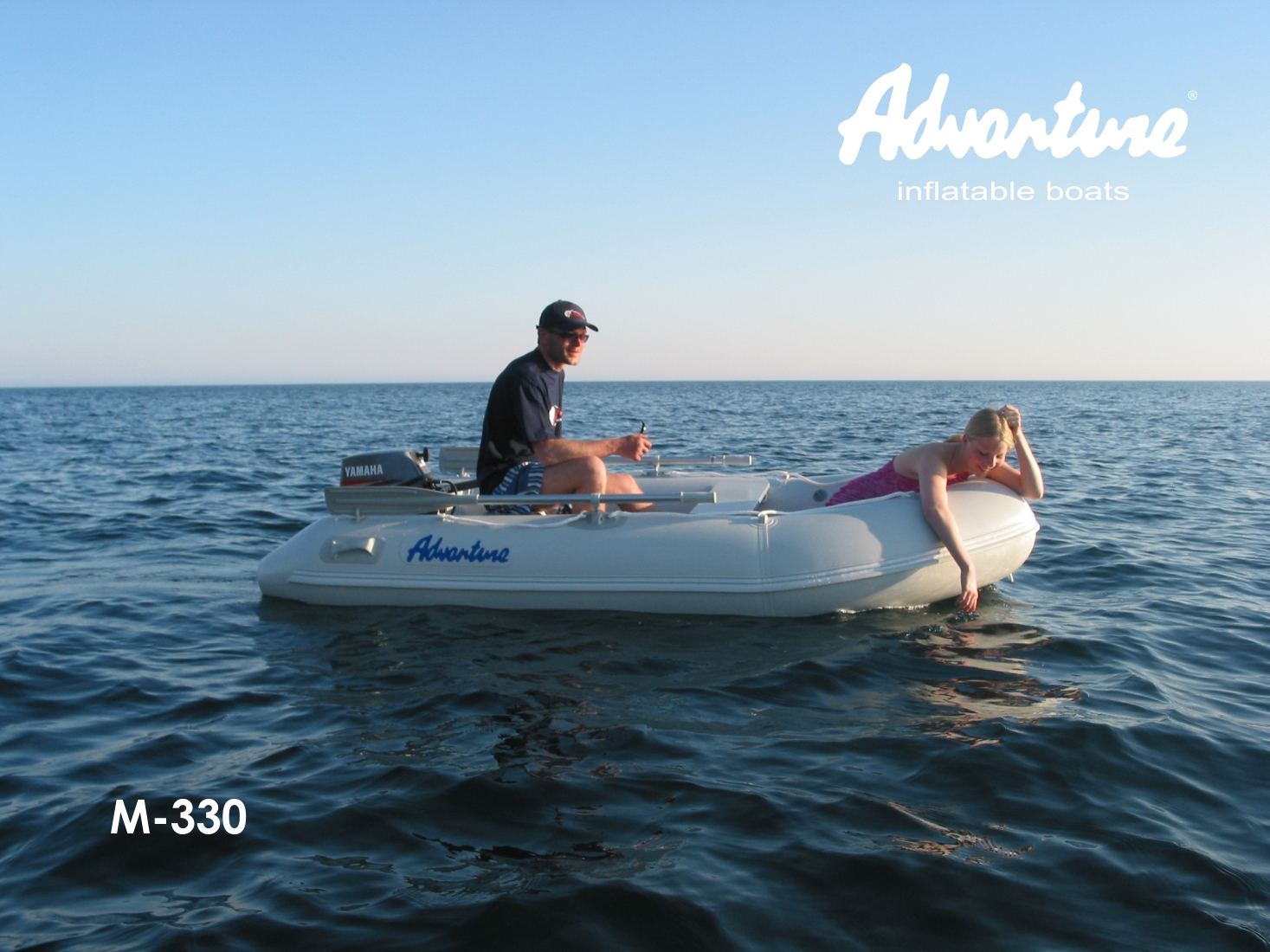 Nafukovací člun Adventure M-330