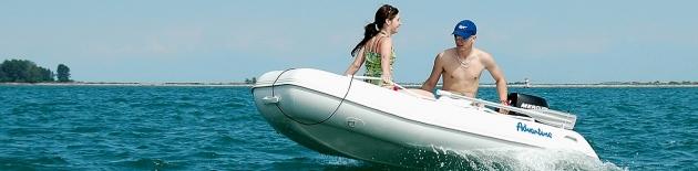 Nafukovací čluny Adventure Classics | motorové čluny