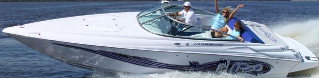 Sportovní lodě Baja 278 Performance | Motorové čluny vysokého výkonu s vestavěnými motory