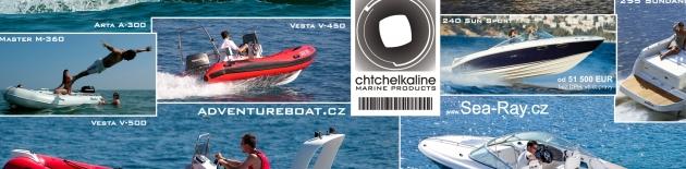 Prodejci člunů Adventure v ČR a SK