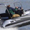 Nafukovací motorový člun RIB Adventure V-500
