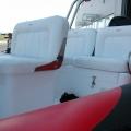 Sedadla člunu Adventure V-650