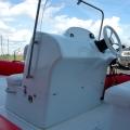 Konzola řízení člunu Adventure V-650